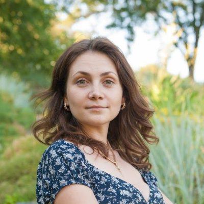 Photo of Liudmyla Bielinska