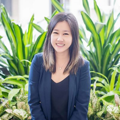 Photo of Serina Zheng