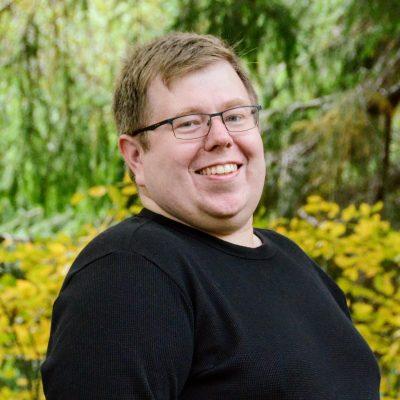 Photo of Aidan Moores